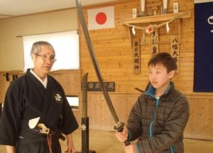 Osamurai swords experience
