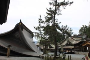 aso shrine post earthquakes