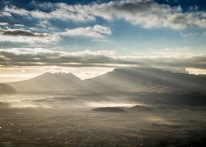 Mount Aso - The Sleeping Buddha