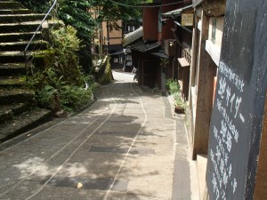 Kurokawa street view