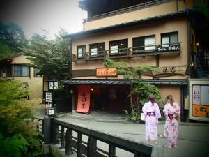 Yukata strolling