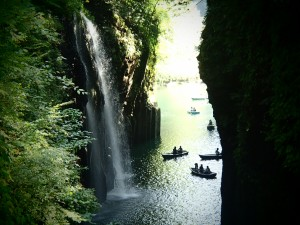 The Manai Falls