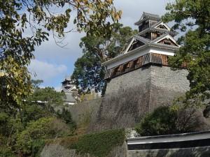 Kumamoto catle turret